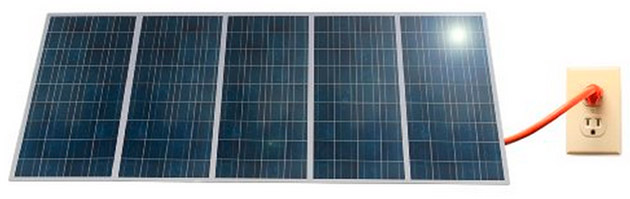 best info on plug in solar panels the simplest way to install home solar. Black Bedroom Furniture Sets. Home Design Ideas